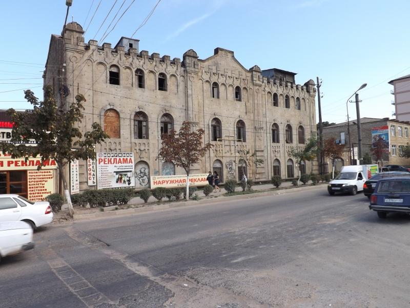 К юбилею Дербента снесли 100-летнюю мельницу армянского купца
