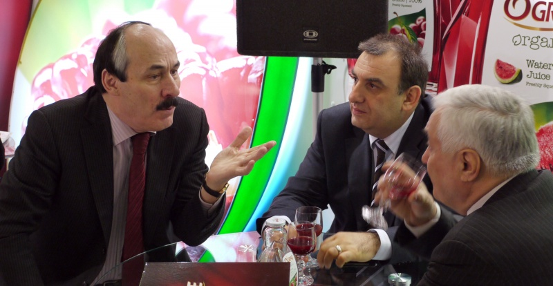 """Зейнулла Гурбанов: Именно такой масштабный проект задумал Рамазан Абдулатипов, говоря о брэнде """"Новый Дагестан"""""""